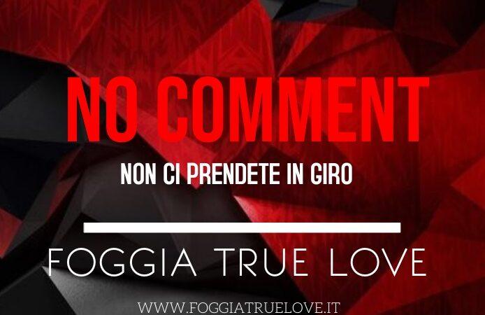 Foggia Calcio – Avellino post partita 22 Ottobre 2020