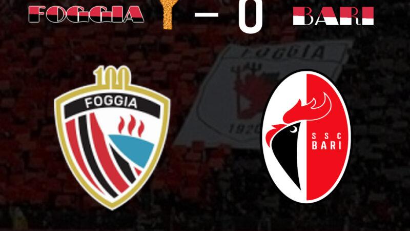 Foggia Calcio – Bari Post Partita 1 Novembre 2020 Ore 17.30