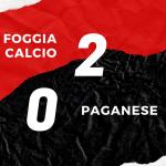 Foggia Calcio Paganese Coppa Italia