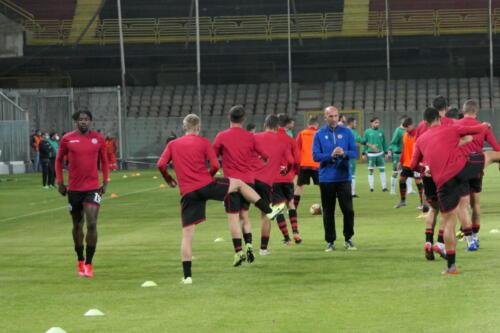 Foggia Calcio 1 - 2 Avellino