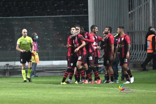Foggia 1 - 0 Bari
