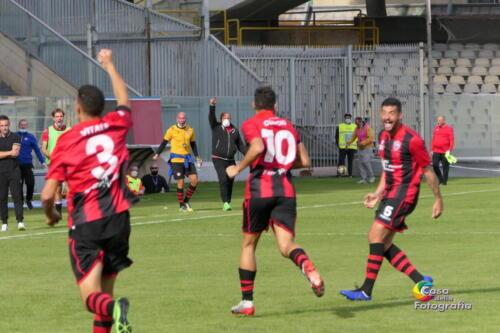 Foggia Calcio 1 - 3 Bisceglie