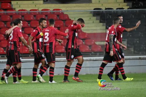 Foggia Calcio 2 - 0 Potenza