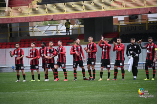 Foggia 1-1 Virtus Francavilla